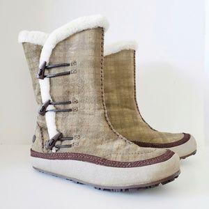 Merrell Spirit Tibet High Sage Polartec Snow Boots